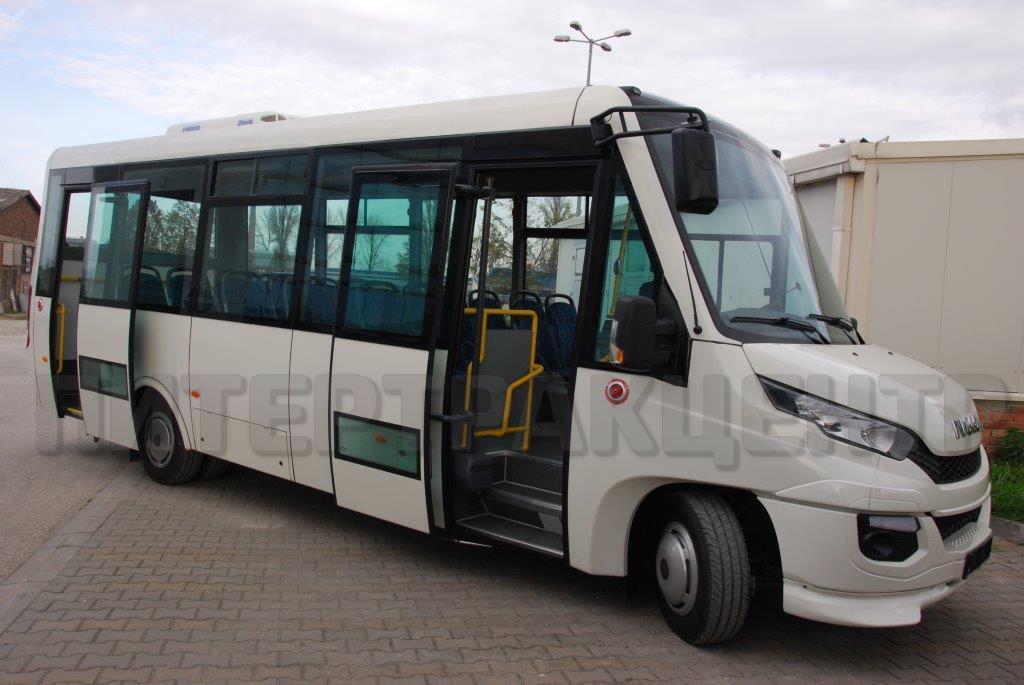 автобус iveco фото